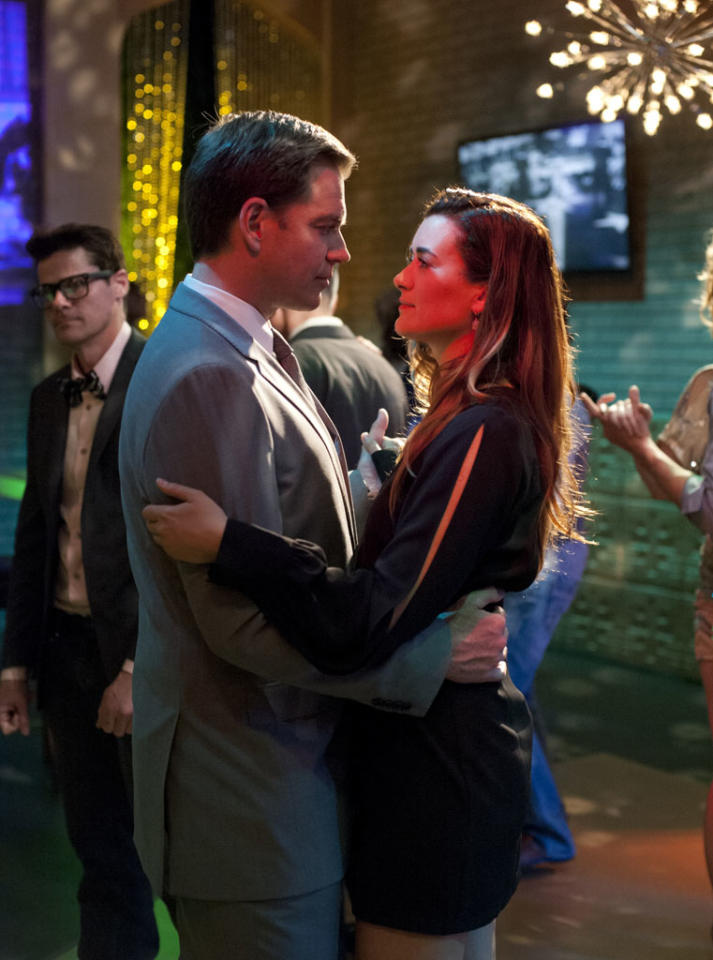 """Berlin"" -- While the NCIS team investigates the murder of a Mossad officer in Virginia, Tony (Michael Weatherly) and Ziva (Cote de Pablo) depart for Berlin as they track her father's killer."