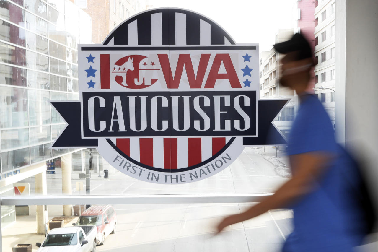 AP decides not to declare Iowa caucus winner after recount