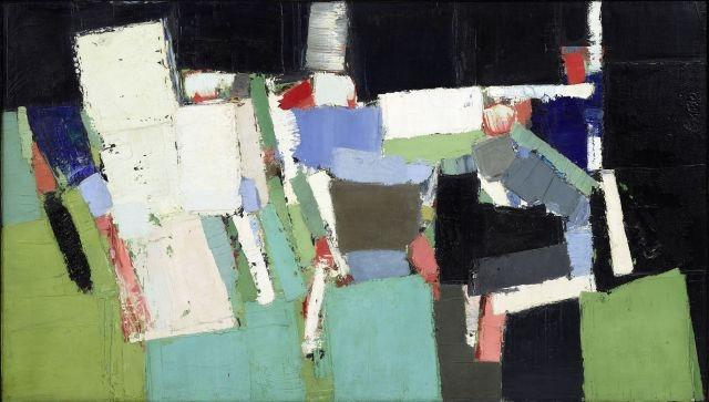 Nicolas de Stael painting sold for record 20 mln euros