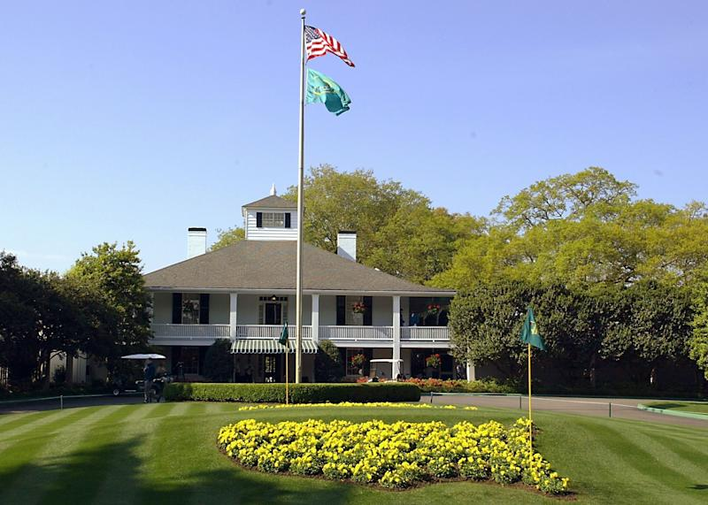 Augusta National is building a tunnel under Washington Road, according to news report