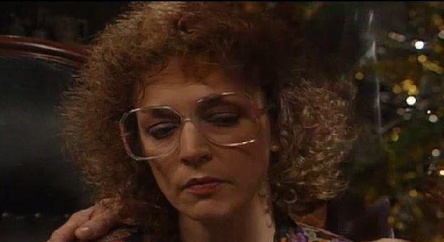 It was in 1989 that Deirdre delivered the immortal line: 'I want to know where you've been... and who with.'