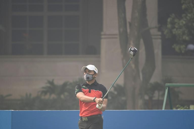 The tournament has been shortened due to the thick smog