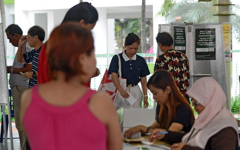 Voters in Punggol East began casting ballots on January 26 in a by-election that tests the public mood two years after the ruling party suffered its worst ever poll performance.