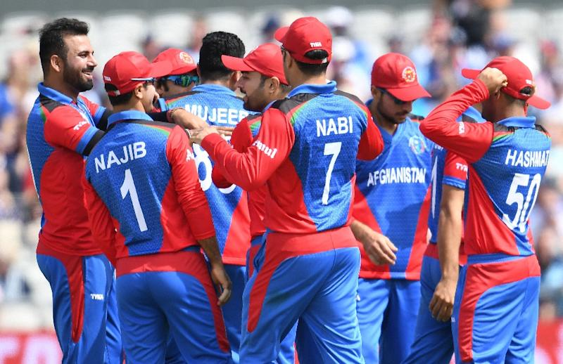 Afghanistan players were reportedly involved in a restaurant alteraction with a member of the public before their clash with England