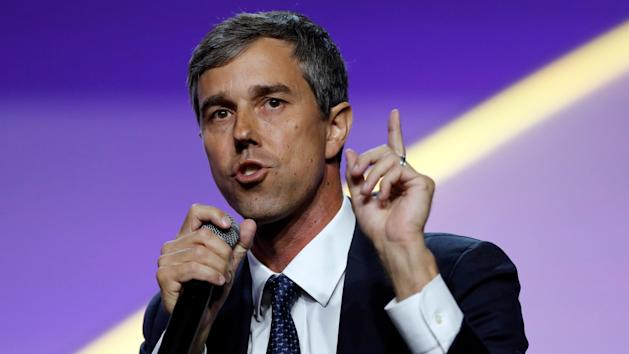 Beto O'Rourke announces he's dropping 2020 presidential bid