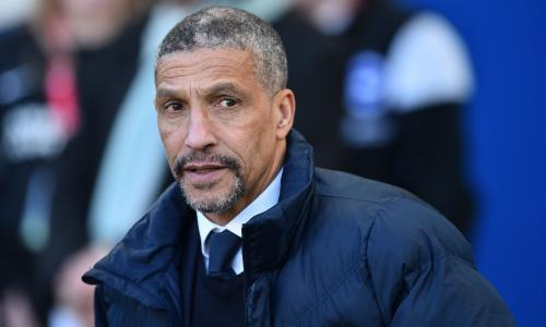 Chris Hughton calls on own experience to sustain Brighton's run in FA Cup