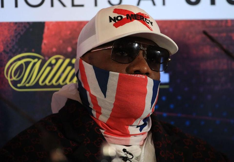 Dereck Chisora fights Oleksandr Usyk this weekend (Getty Images)