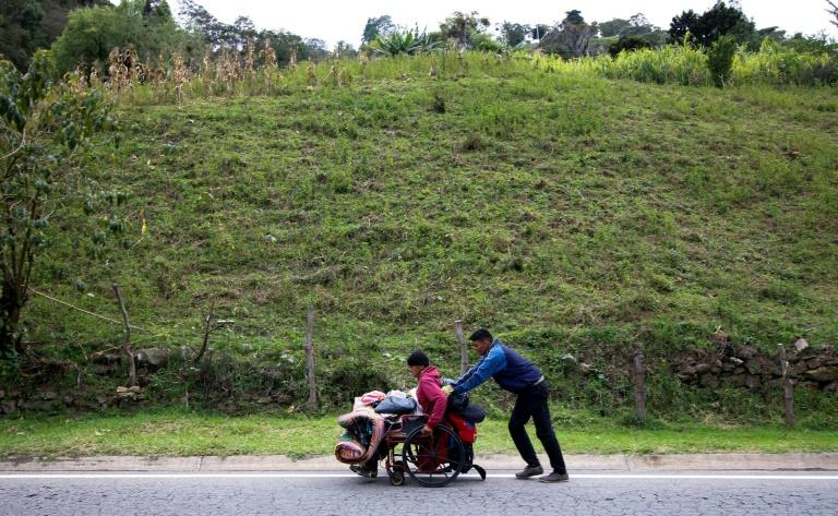 The journey from San Cristobal in Venezuela to the Colombian capital Bogota is long, more than 600-kilometers in total