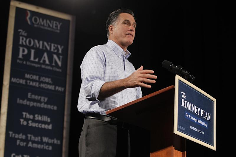 Romney to announce running mate Saturday in Va.