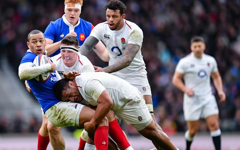 Can England knock France back in Paris? - Getty Images Contributor