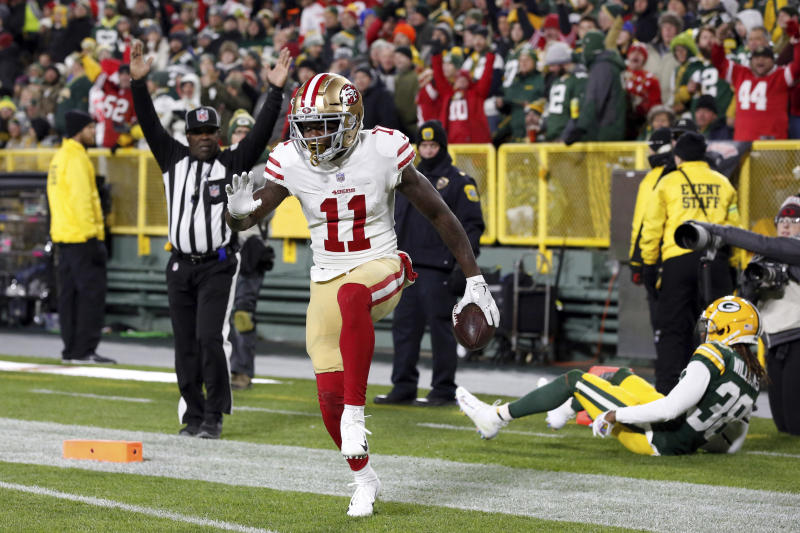 49ers offense making strides under CJ Beathard