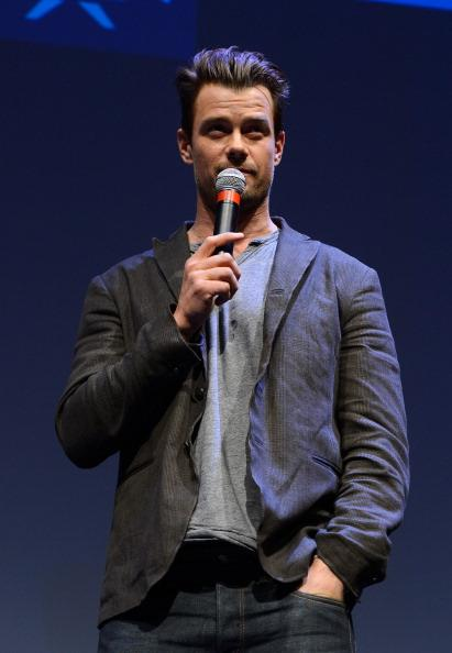 Actor Josh Duhamel attends the 'Scenic Route' screening at the 2013 SXSW Music, Film + Interactive Festival held at the Topfer Theatre at ZACH on March 8, 2013 in Austin, Texas.