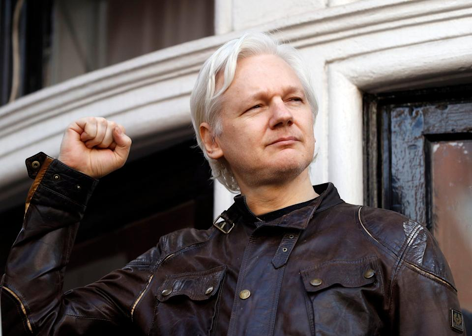 <p>Julian Assange</p> (Copyright 2017 The Associated Press. All rights reserved.)