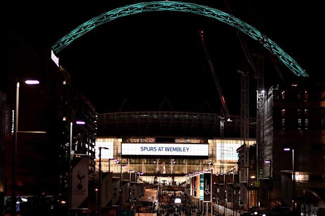 Wembley weather travel advice: How to get to Tottenham vs Rochdale in the snow and live updates