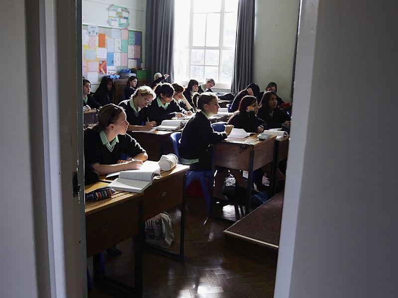 More than 1.2 million children in England were classed as having special educational needs last year: Getty