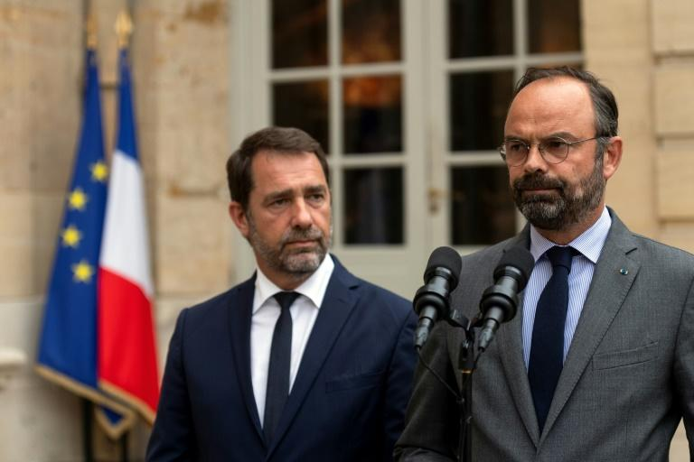 French Prime Minister Edouard Philippe says he wants to know what happened, after meeting with Interior Minister Christophe Castaner