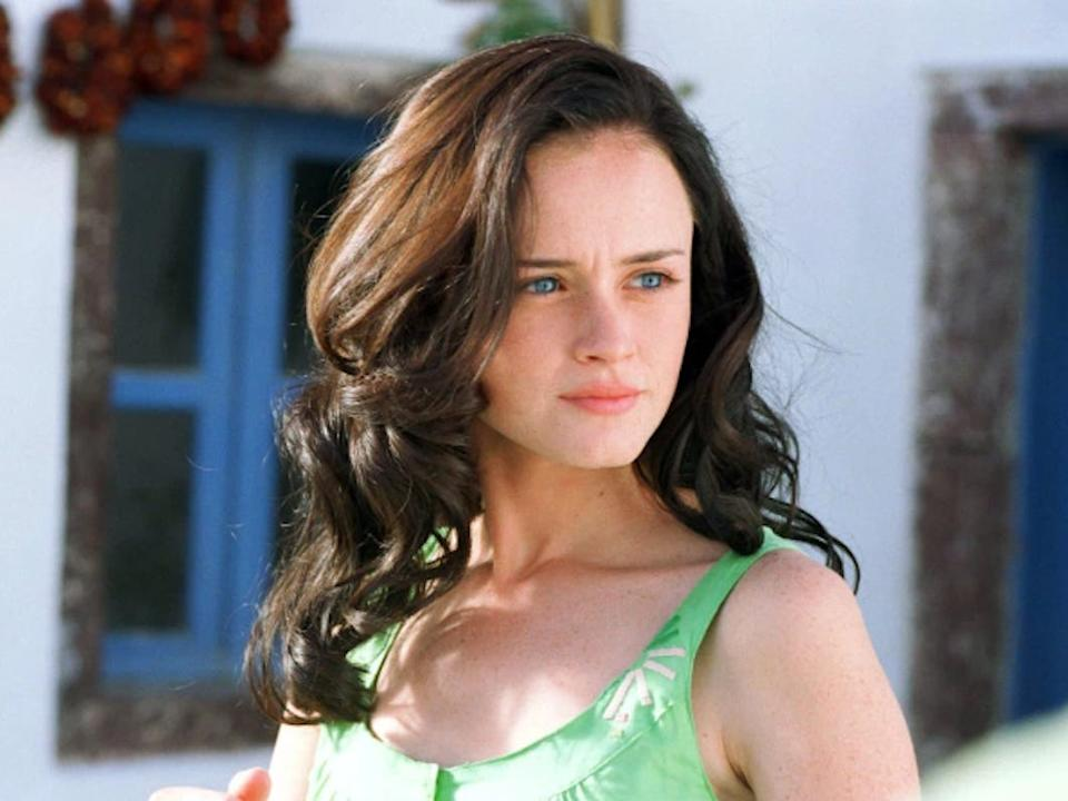 "Alexis Bledel in the first ""Sisterhood"" movie. <p class=""copyright"">Warner Bros. Pictures</p>"