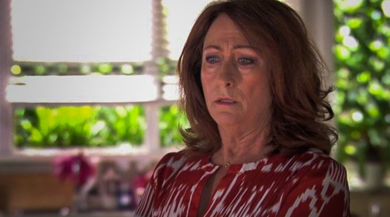 Lynne McGranger has played Irene Roberts on Home and Away since 1993. Photo: Channel Seven