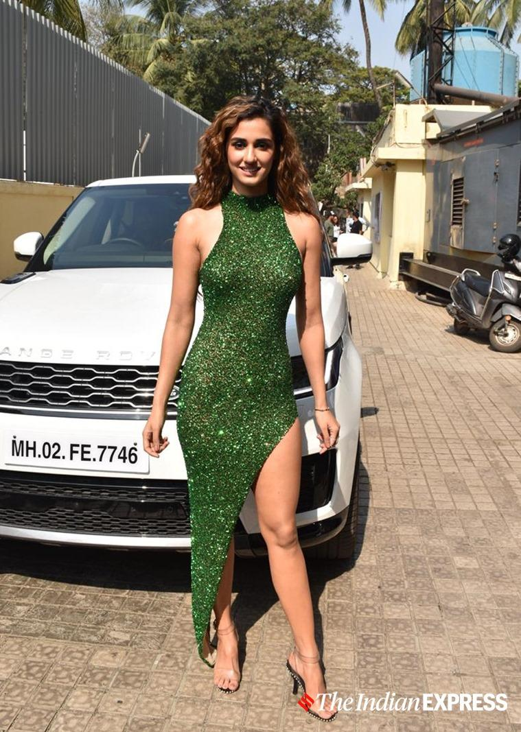 disha patani, disha patani malang photos, malang movie, disha patani latest photos, malang movie promotions latest photos, indian express, lifestyle