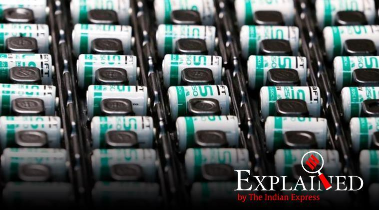 World's most efficient lithium-sulfur battery, lithium-sulfur battery, Li-ion batteries, electric vehicles, electric vehicle batteries, indian express, indian express explained