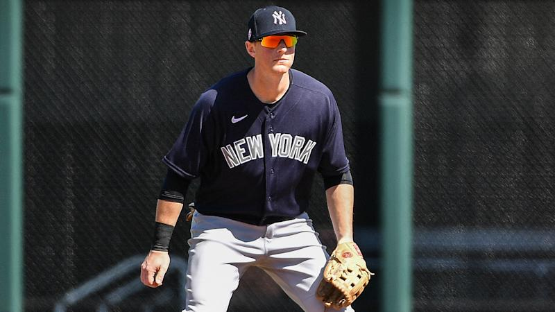 Coronavirus: Yankees pair LeMahieu and Cessa test positive for COVID-19