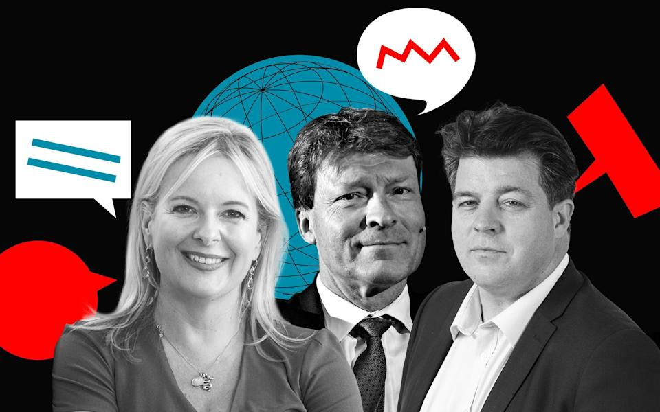 Reform UK leader Richard Tice is the latest guest on The Telegraph's weekly podcast, Planet Normal, hosted by columnists Allison Pearson and Liam Halligan