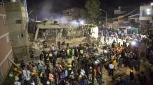 Mexico arrests construction overseer of collapsed school