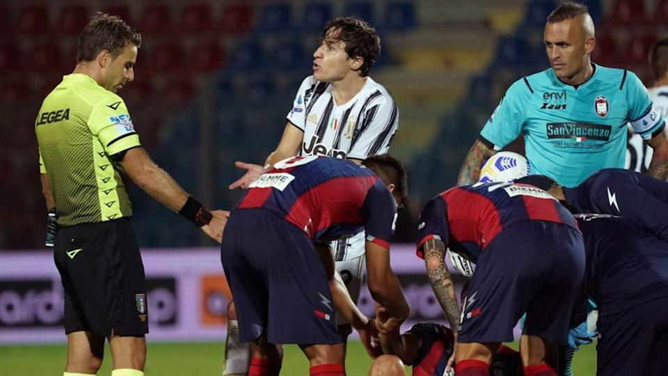 FC Crotone v Juventus - Serie A | Getty Images/Getty Images