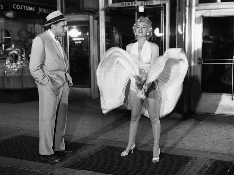 seven year itch marilyn monroe