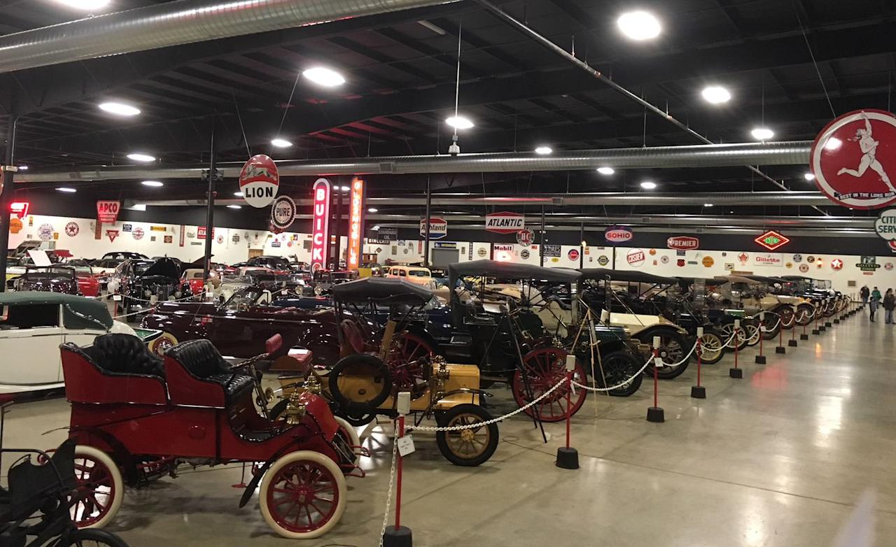 """<p>""""Several automobile museums have closed over recent years,"""" she tells <em>C/D</em>. """"Part of it is a cultural change around the history of the automobile, and it not being as interesting to the younger generation. As cars have become more similar, the appreciation for cars having personalities or special attributes that people were proud of have really diminished.""""</p>"""