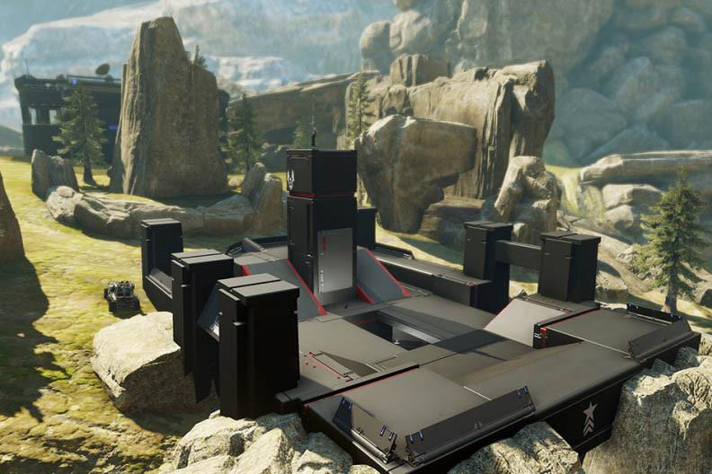 Forge a new world: 'Halo 5' Forge Mode is coming to PC with