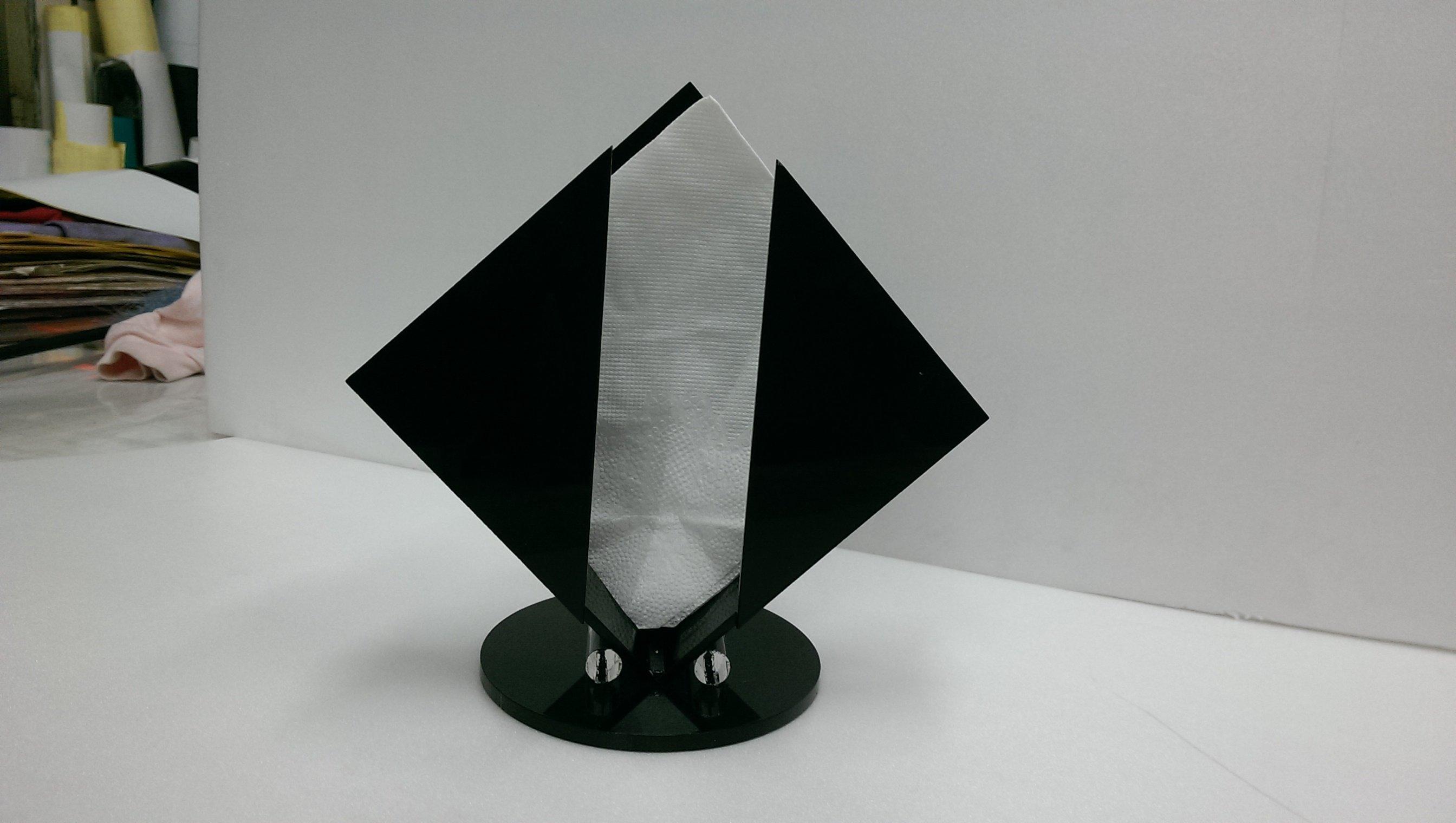 面紙架  面紙盒   壓克力箱 壓克力各式產品  壓克力裁切