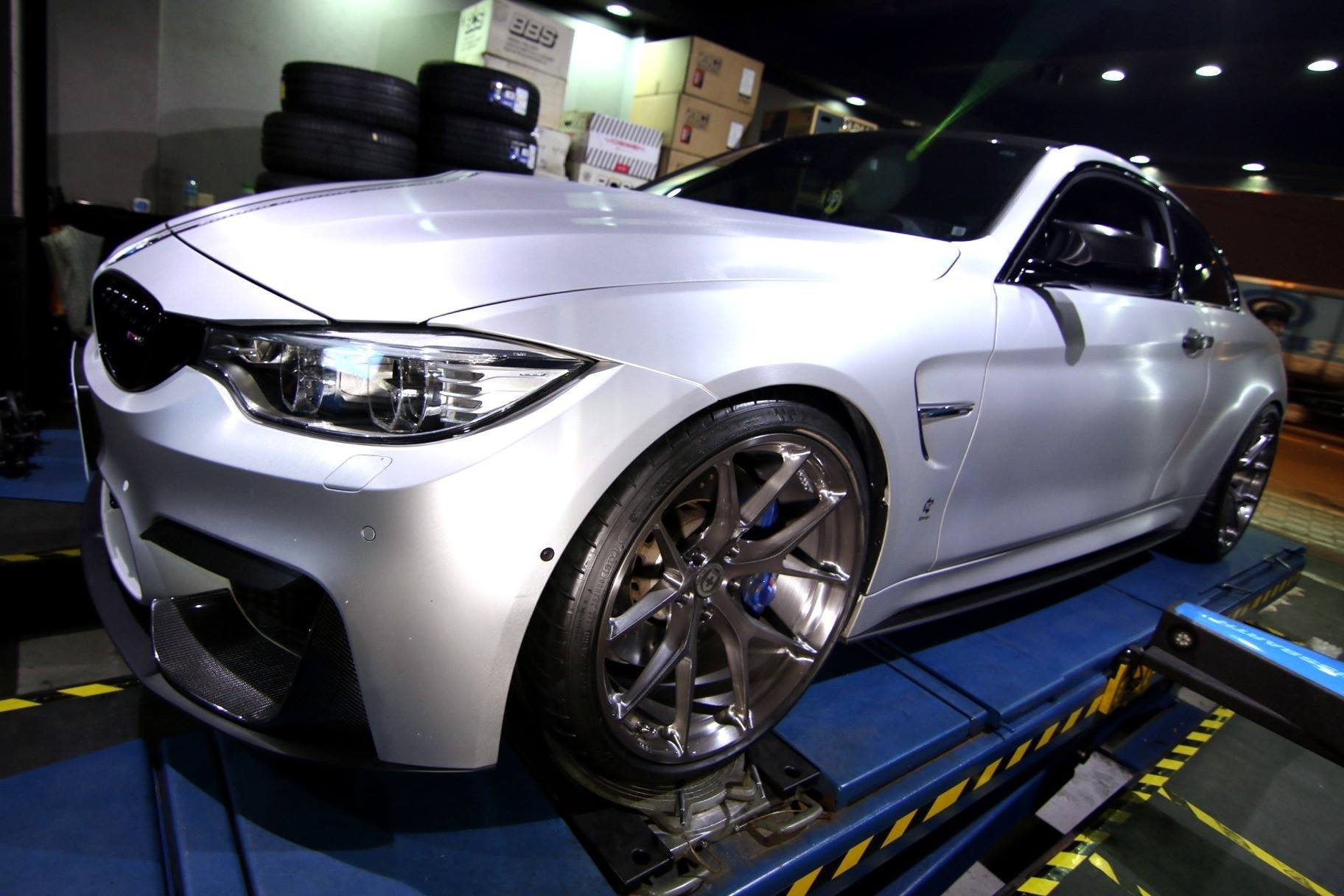 優路威 正HRE P101 20吋鍛造輕量化鋁圈 BMW E92 M3 M4 M5 M6 F10 F11 F80 F82