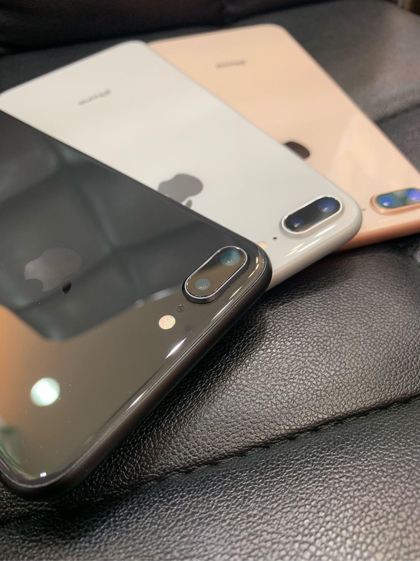 實體店 二手中古95新 iphone8 i8 plus 64gb ^西門町百分百^ Se128g ix Xs 256g i11pro max 512g