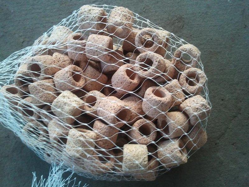 陶瓷環 石英陶瓷環 MR.多孔性生化培菌石英環