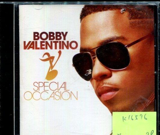 *真音樂* BOBBY VALENTINO / SPECIAL OCCASION 二手 K16576 (封面底破)