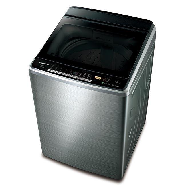 【小揚家電】《電響通路特惠價》 Panasonic國際牌 12公斤變頻洗衣機NA-V120DBS-S