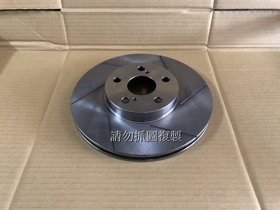 豐田 ALTIS 08-18 全新 原廠尺寸 劃線 前輪 煞車盤 前碟盤 兩片1600