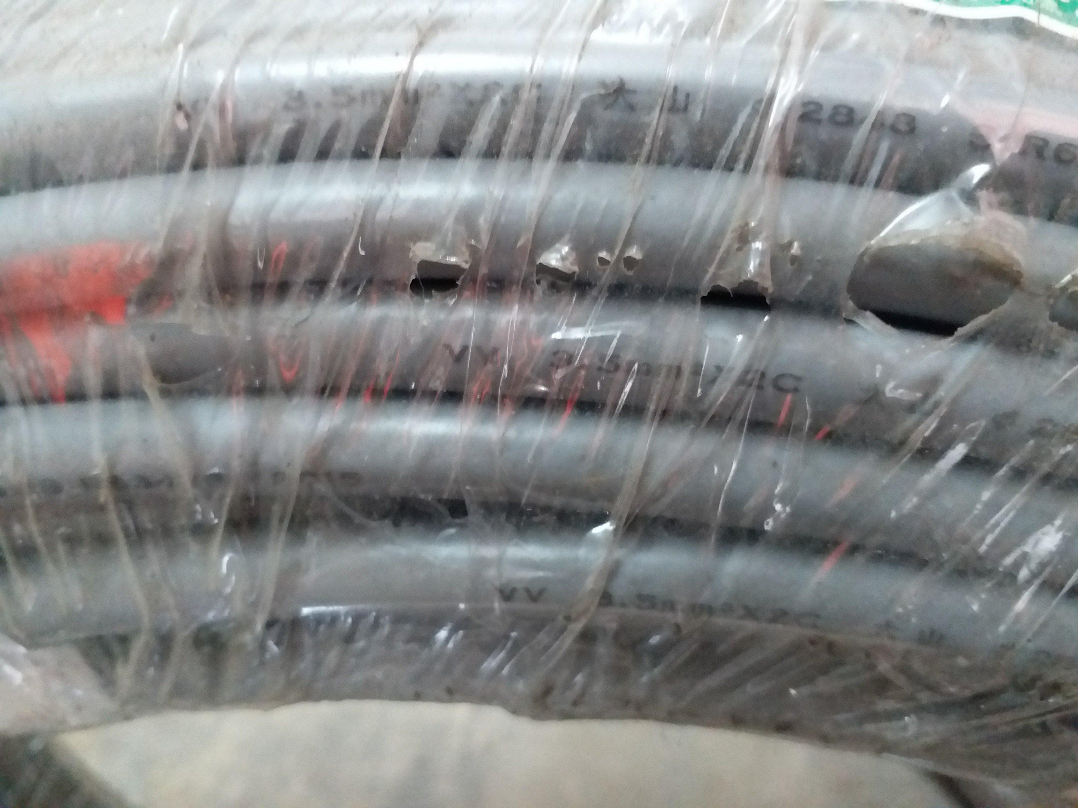 大山牌電纜線 8mm平方 x 3C 電線 台灣製造 約50米長_粗俗俗五金大賣場