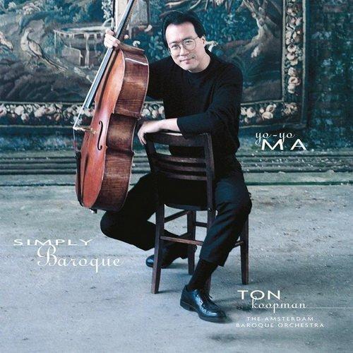 【黑膠唱片LP】繁花似錦巴洛克Simply Baroque/馬友友Yo-Yo Ma---MOVCL024