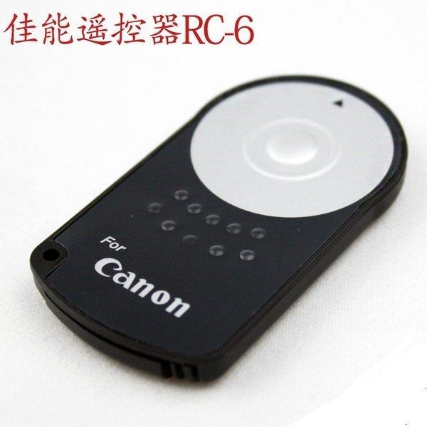 『BOSS』紅外線遙控器RC-6 Canon 可立即拍 兩秒拍 EOS M M2 M3 M5 M10 6D 1DX
