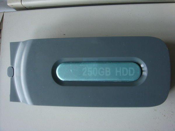 台中XBOX360 原廠 XBOX360 專用大容量 320G 硬碟,不需改機就可用,$1500元