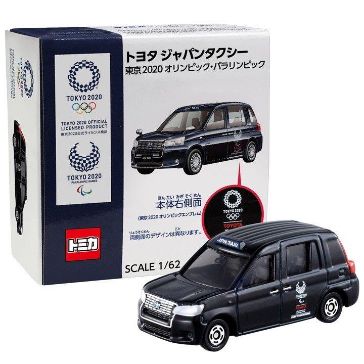 ✨現貨免等✨_日本東京奧運限定版 TOMICA 2020東京奧運計程車