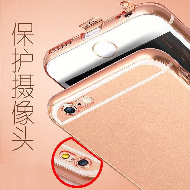 iPhone 7 6 6s i6 i6s plus 透明 TPU 軟殼 軟套 清水套 保護套 手機套 保護殼 手機殼