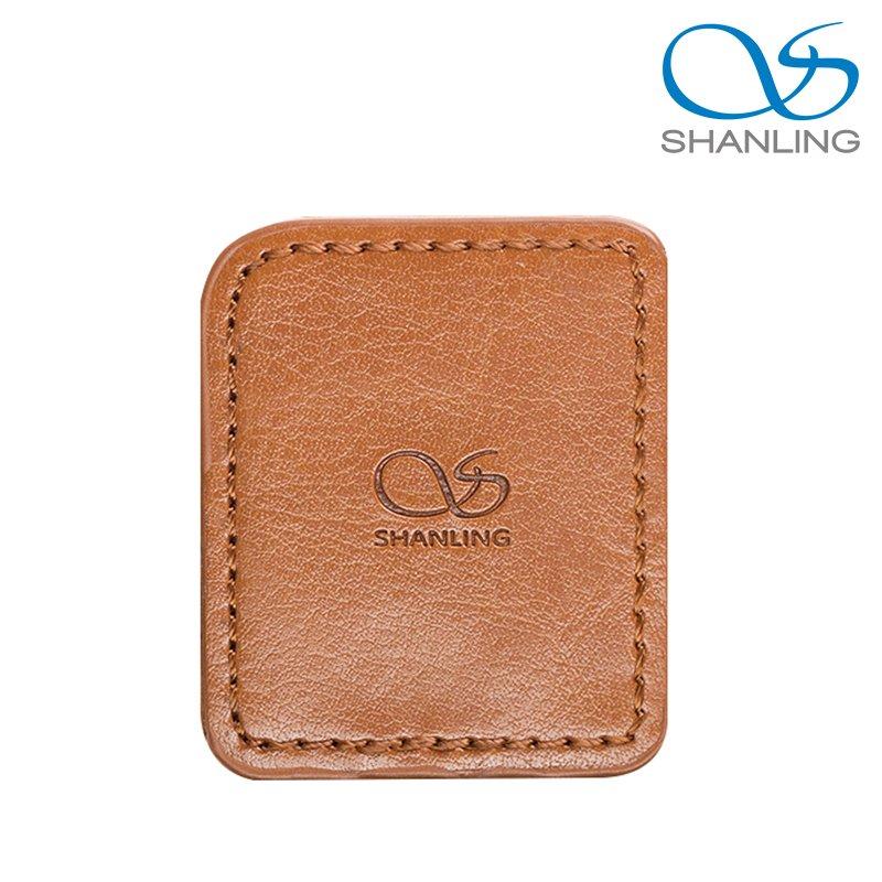【音樂趨勢】SHANLING 山靈 M0皮質保護套-茶色