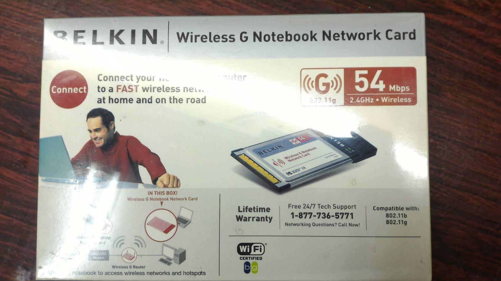 @淡水無國界@ notebook cardbus 54Mbps 802 .11G 舊款筆電網卡 無線  卡