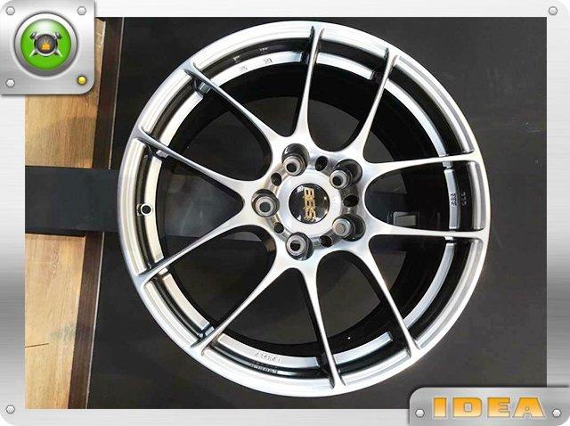 DJD18080814 正 BBS 原廠18吋兩片式鍛造鋁圈 依當月報價為準