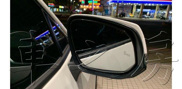 (車之房) COROLLA CROSS BSM 專用款 盲點偵測系統 替換式鏡片 免鑽孔