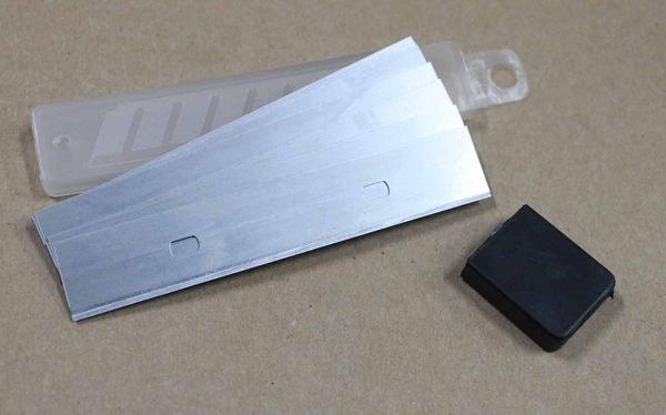 『殺肉貨』4吋 清潔用美工刀 刀片 清潔刀 清潔鏟刀 刮刀 每盒10pcs 1標5入免運