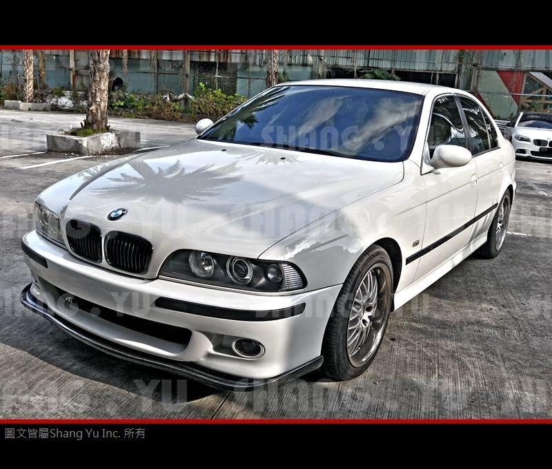 BMW E39 M5 式樣 前保桿 前大包 空力套件